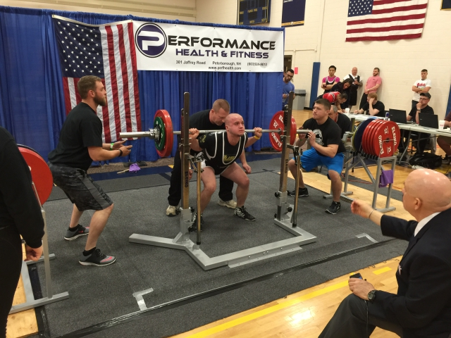 Performance Fitness Powerlifting Competition